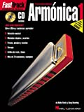 FAST TRACK ARMONICA 1 HARM BOOK/CD (Fast Track (Hal Leonard)) by Various (22-Aug-2002) Paperback