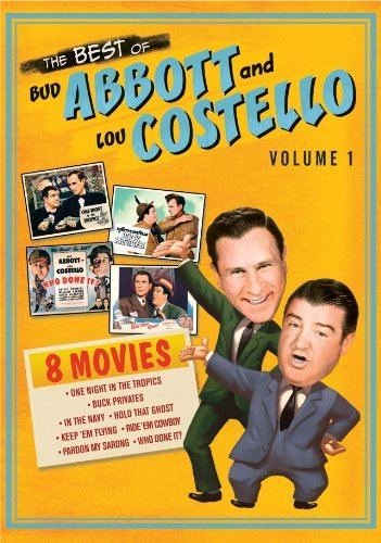 The Best of Bud Abbott and Lou Costello: Volume 1 by Bud Abbott