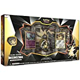 Pokemon TCG: Dusk Mane Necrozma Premium Collection |Pokemon Card and Figurine Set |Features 2 Foil Promo Cards, 5 Booster Packs, Oversize Necrozma GX Card, Action Figure, Pin & Online Code Card