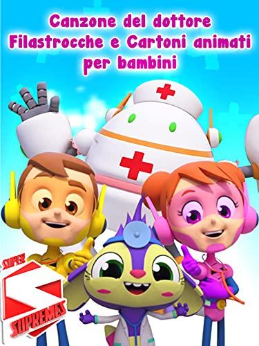 Canzone del dottore Filastrocche e Cartoni animati per bambini