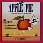 The New Apple Pie 5e LV1 - Anglais - 2 CD élève - Edition 1995 de Kathleen Julié