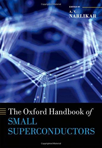 The Oxford Handbook of Small Superconductors PDF Books