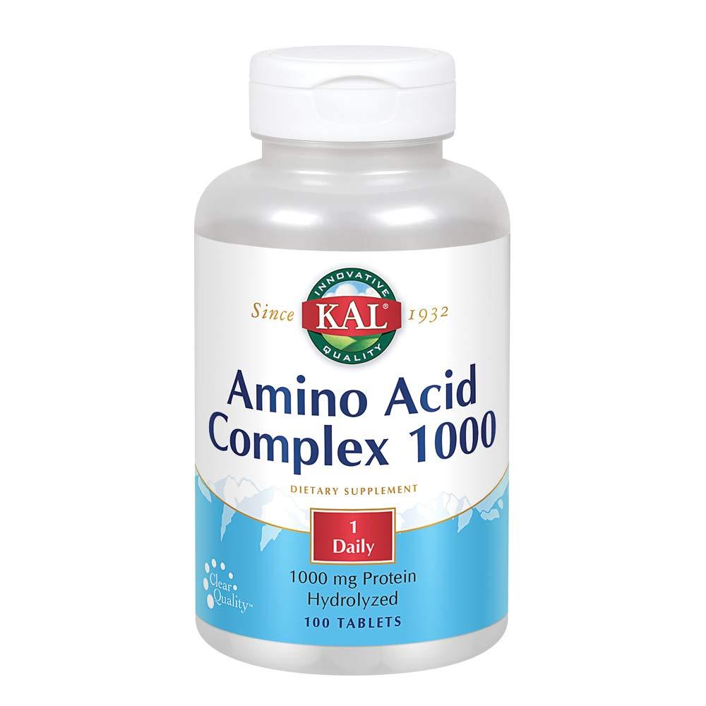 KAL Amino Complex Tablets Count