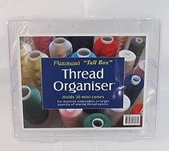 hemline 30 spool thread box