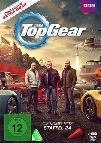 Top Gear - Staffel 24 (3 DVDs)