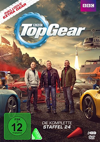 Top Gear - Die komplette Staffel 24 [3 DVDs]
