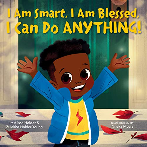 I Am Smart, I Am Blessed, I Can Do Anything! cover art
