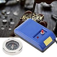 消磁器、110V -220V消磁器ツール、時計修理用時計のネジを消磁する(Transl)