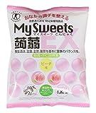 マイスイーツ蒟蒻EX ピーチ味 160g ×16袋