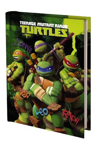 Giochi Preziosi - Turtles Diario 10 Mesi, Modelli Assortiti, default