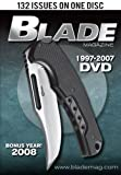 Blade Magazine 1997-2007 Issues