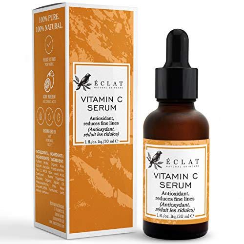 Sérum Facial Antiedad Vitamina C Eclat– Sérum Vitamina C Pura 100%