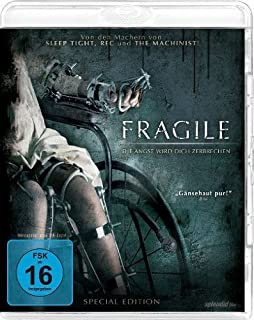 Fragile - A Ghost Story [Blu-ray] [Special Edition]