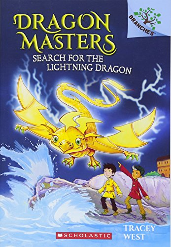 Search for the Lightning Dragon: A Branches Book (Dragon Masters #7) (7)