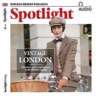 Spotlight Audio - Vintage London. 3/2018 Titelbild