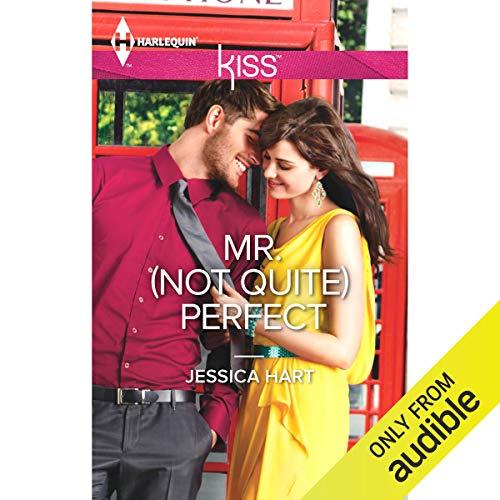 Mr. (Not Quite) Perfect audiobook cover art