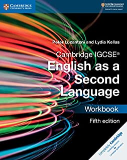 Cambridge IGCSE® English as a Second Language Workbook (Cambridge International IGCSE)