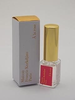Maison Francis Kurkdjian A la Rose (メゾン フランシス クルジャン ア ラ ローズ) 0.17 oz (5ml) EDP Travel Spray (トラベル スプレー)for Women
