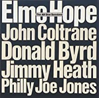 The All-Star Sessions by Elmo Hope (1991-10-15)