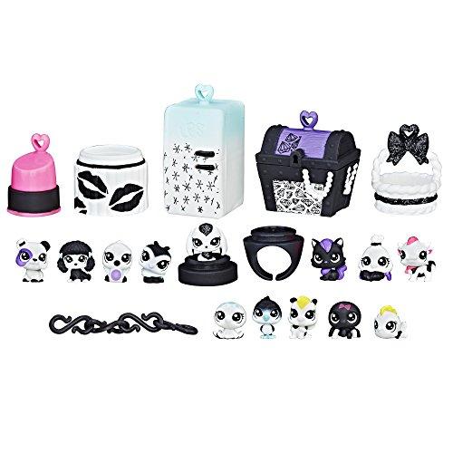 Littlest Pet Shop Black & White Pet Pack, Collection 3