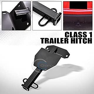 R&L Racing Class 1 Trailer Hitch Receiver Rear Bumper Tow 1.25