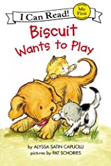 Biscuit Wants to Play (My First I Can Read) Kindle Edition