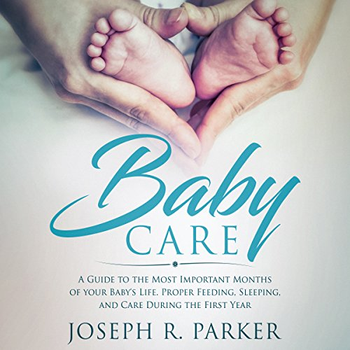 Baby Care: A Guide to the Most Important Months of Your Baby's Life cover art