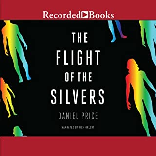 The Flight of the Silvers audiobook cover art