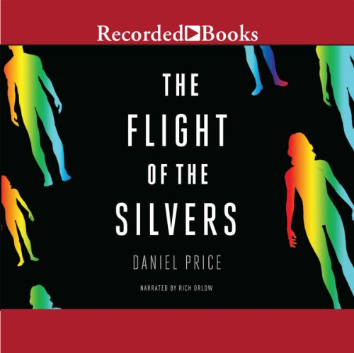The Flight of the Silvers  By  cover art