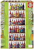 Educa Borras - Serie Panorama, Puzzle 2.000 piezas Cervezas del mundo (18010)