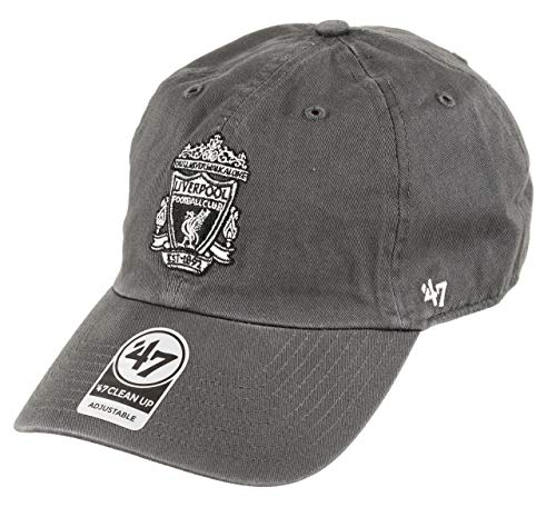 47 Brand Relaxed Fit - Gorra con logotipo retro del Liverpool FC