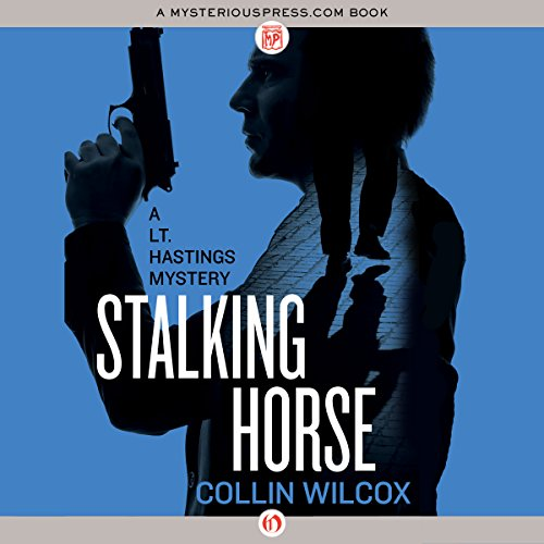 Stalking Horse audiobook cover art