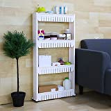 Solve your storage problems with this storage tower. With the hollow design of each bottom, no water will be left Package Include:- 1 x Sroage Rack (Choose Your Choice :- 2 Layer, 3 Layer, 4 Layer )::::::: Color (Multi):::::::: Size :- 54 x 12 x 72 c...