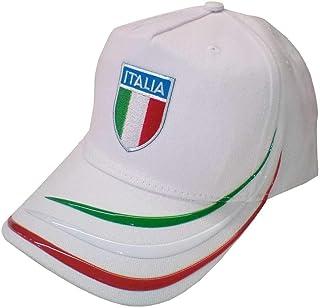Cappellino Baseball Visiera con Bandiera Italiana Atlantis Start Five Italia CHEMAGLIETTE
