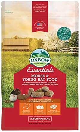 Oxbow Essentials Mouse Food/Young Rat Food