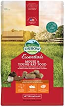Oxbow Essentials Mouse Food/Young Rat Food - 2.5 lb.