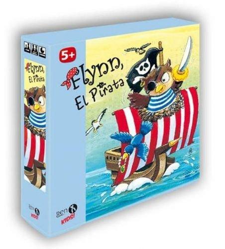 Genx kids 599386031 - Flynn, el Pirata