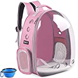 BEIKOTT Cat Backpack Carriers Bag, Dog Backpack, Pet Bubble Backpack for Small...