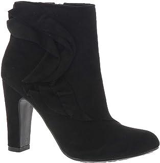 حذاء نسائي من Fergalicious Campton مقاس 10 B(M) الولايات المتحدة أسود