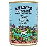 Lily's Kitchen Comida Húmeda Pastel De Pescado para Perros Adultos 6 Unidades 2400 g