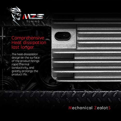 MZS Voltage Regulator Rectifier for ARCTIC CAT 500 650 700 1000//CAN-AM Outlander 330 400//Honda TRX 400 450 500//Suzuki LT-A 400 450 500 700 750//Yamaha XVS1100 YFZ450 YXR450 XP500 YFM660 YXR660 YFM700 0824-037 32800-42F00
