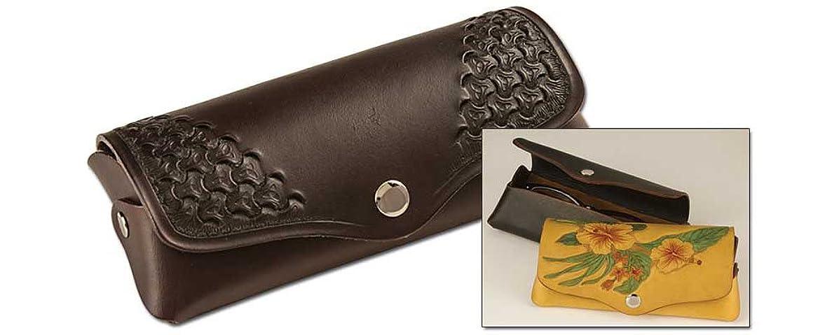 Tandy Leather Eyeglass Case Kit 44245-00