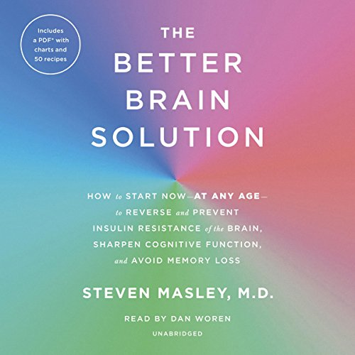 The Better Brain Solution cover art