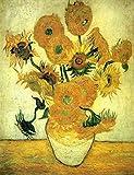 HNZKly Vincent Van Gogh Serie Poster Van Gogh Impresiones Van Gogh Pared Arte Cuadro Famosos Pintor Gogh Pintor Pintor Salon Decoracion 50x70cm / Unframed-7 Art