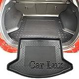 Car Lux AR04960 - Alfombra Bandeja Cubeta Protector cubre maletero a medida con antideslizante CX5 II desde 2017-