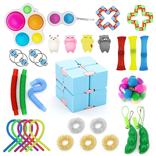 fidget toys box 1 euro Fidget Toys Set