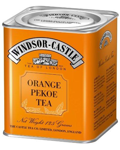 Windsor-Castle Orange Pekoe Tea, Dose, 125 g