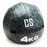 Capital Sports Restricamo Wall Ball Palla Medica per Allenamento Palestra Core Training, Cross...