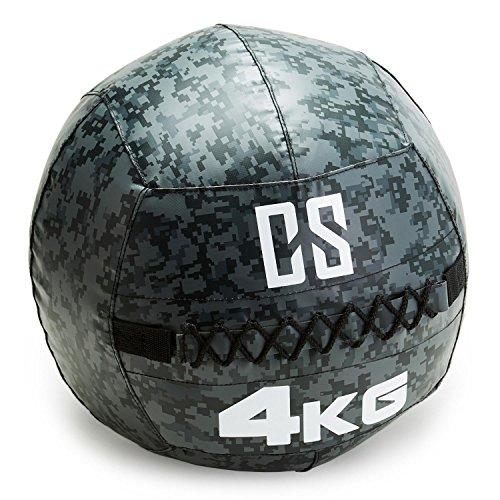 CapitalSports Restricamo Balón Medicinal PVC 4 Kg