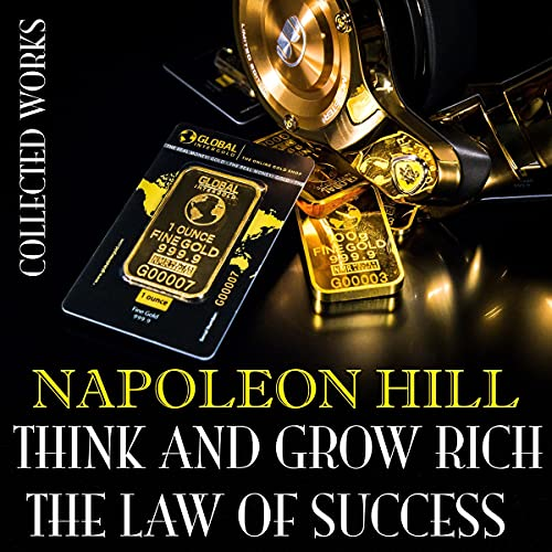 Napoleon Hill. Collected Works cover art